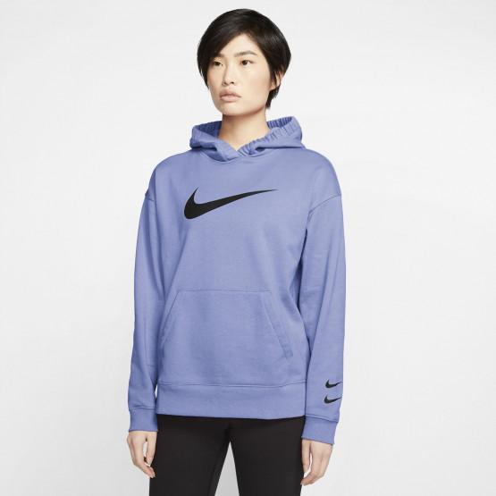 Nike Sportswear Swoosh Γυναικείο Φούτερ