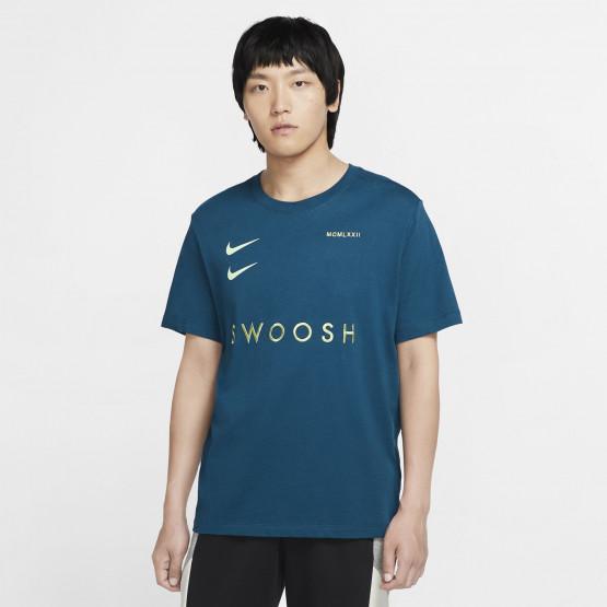 Nike Sportswear Swoosh Ανδρικό Μπλουζάκι