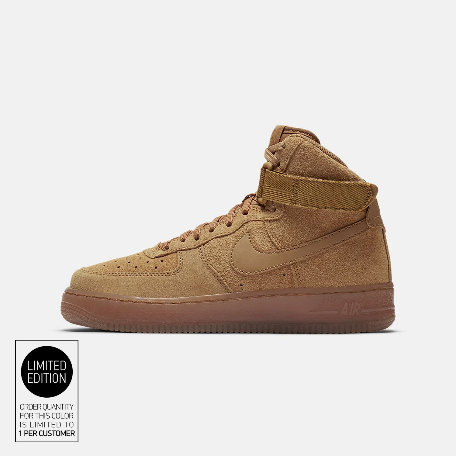 Nike Air Force 1 High Lv8 3 (Gs) (9000042093_42301)