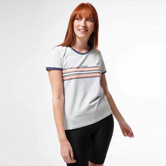 Basehit Stripes Γυναικεία Μπλούζα
