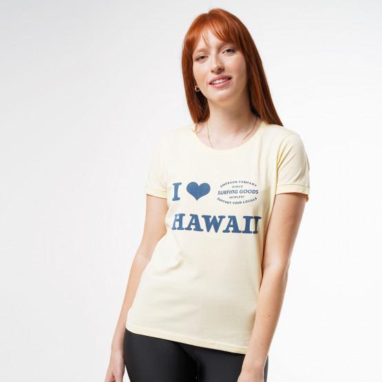 Emerson Women's S/S T-Shirt