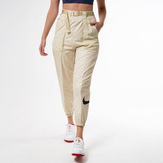 Nike Sportswear Γυναικείο Woven Swoosh Παντελόνι