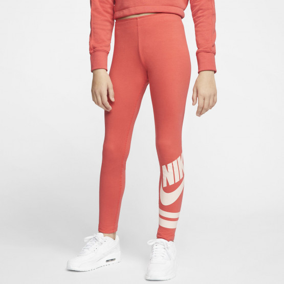 Nike Sportswear Girl's Leggings - Παιδικό Κολάν