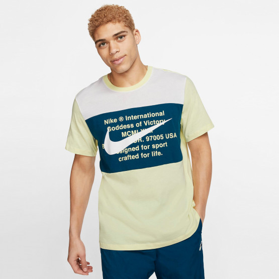 Nike Swoosh Ανδρική Μπλούζα