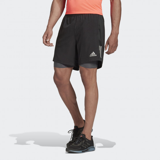 "adidas Own The Run Shorts 5"" Ανδρικό Σορτς"