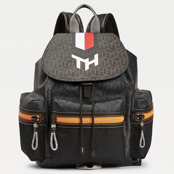 Tommy Jeans Hybrid Mix Flap Men's Backpack