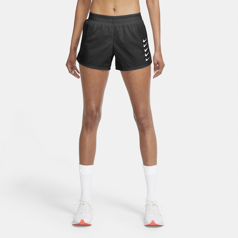 Nike Swoosh Run Γυναικείο Σορτς (9000055125_1480)
