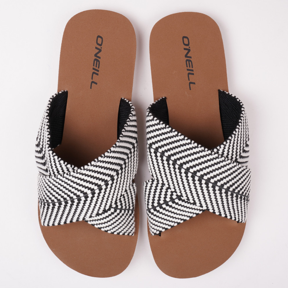 O'Neill Fw Ditsy Slide Sandals