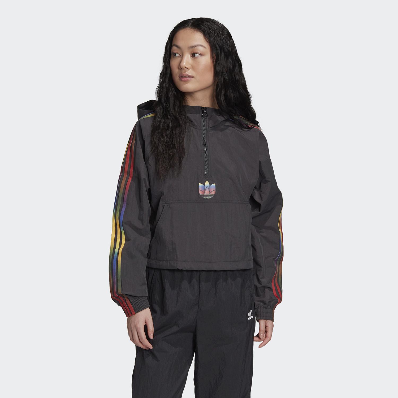 adidas Originals Cropped Halfzip Γυναικείο Φούτερ (9000058890_1469)