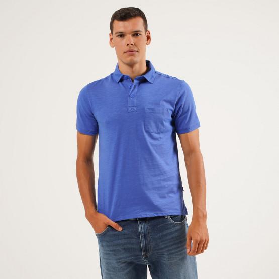 O'Neill Baldwin Ανδρική Polo Μπλούζα