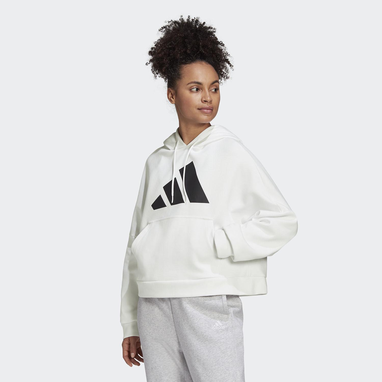 adidas Γυναικείο Φούτερ με Κουκούλα (9000059058_1539)
