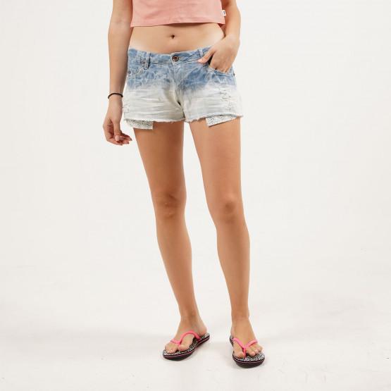 O'Neill Denim High Waist Shorts