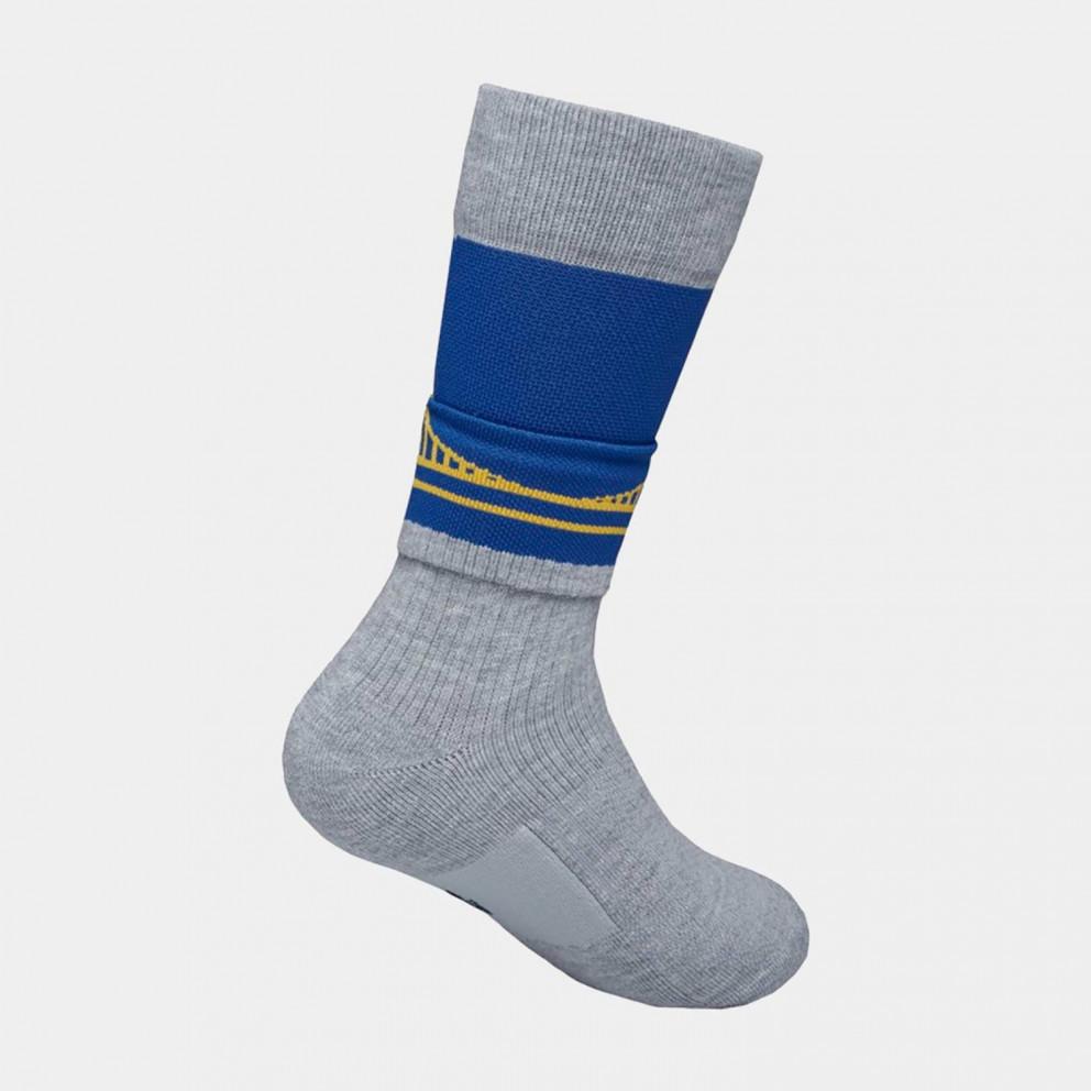 Nike NBA Courtside Golden State Warriors Ανδρικές Κάλτσες