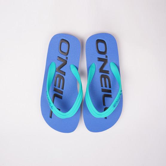 O'Neill Logo Kids' Flip Flops