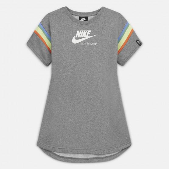 Nike Sportswear Heritage Short-Sleeve Dress