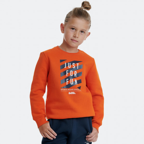 BodyTalk Παιδικό Σύνολο Φούτερ με Παντελόνι Φόρμας