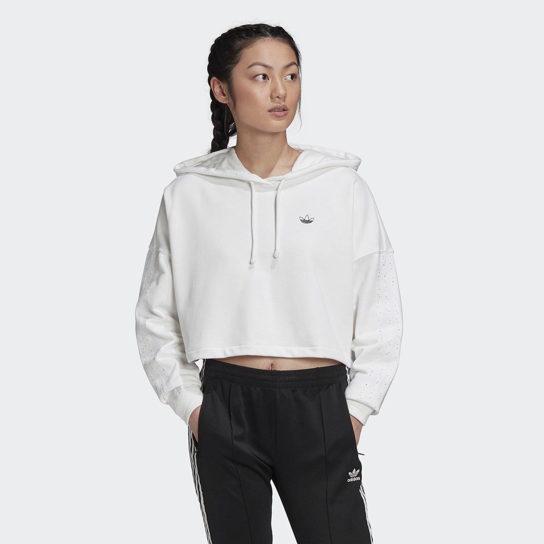adidas Originals Cropped Γυναικείο Φούτερ (9000058881_1539)