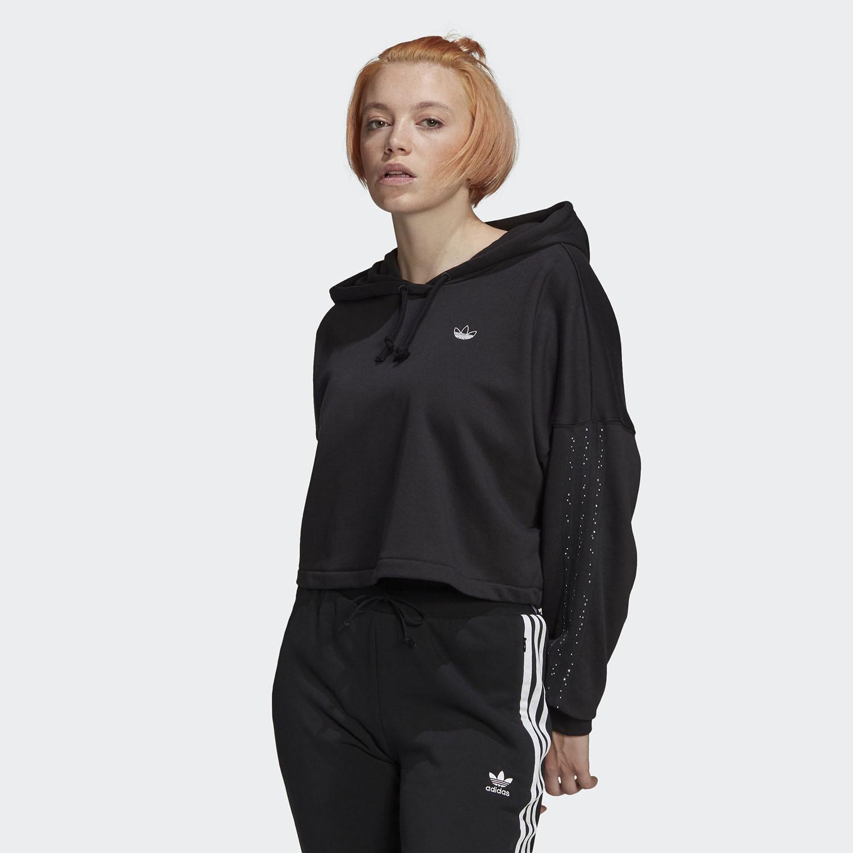 adidas Originals Cropped Γυναικείο Φούτερ (9000058882_1469)