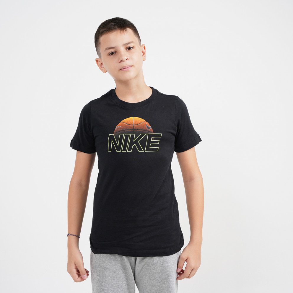 Nike Sportswear Kids' Tee Basketball Ball 2020