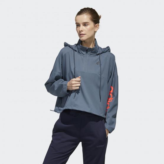 adidas Performance Activated Tech Windbreaker Γυναικείο Τζάκετ