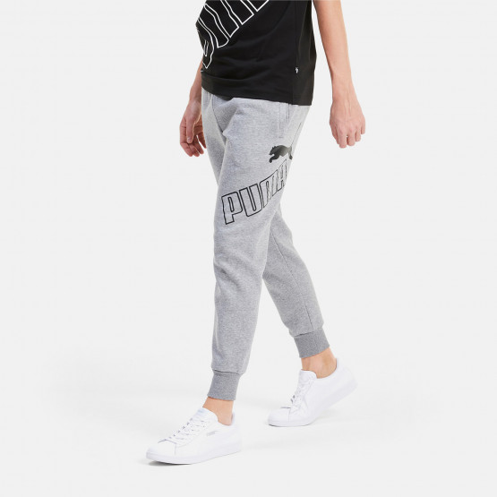 Puma Big Logo Men's Τracksuit Pants