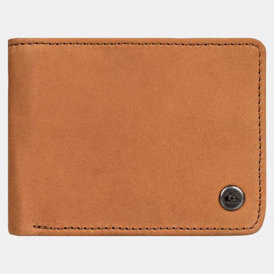 Quiksilver Mack Leather Bi-Fold Πορτοφόλι