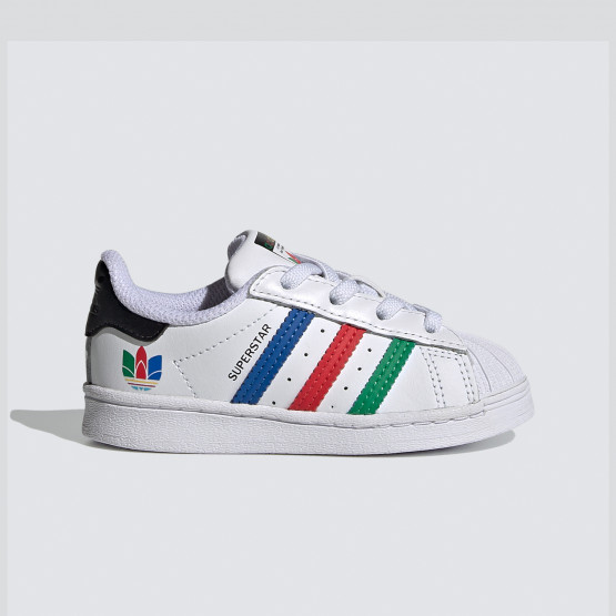 adidas Originals Superstar Adicolor Βρεφικά Παπούτσια