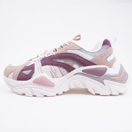 Fila Heritage Electrove Suede Γυναικεία Παπούτσια