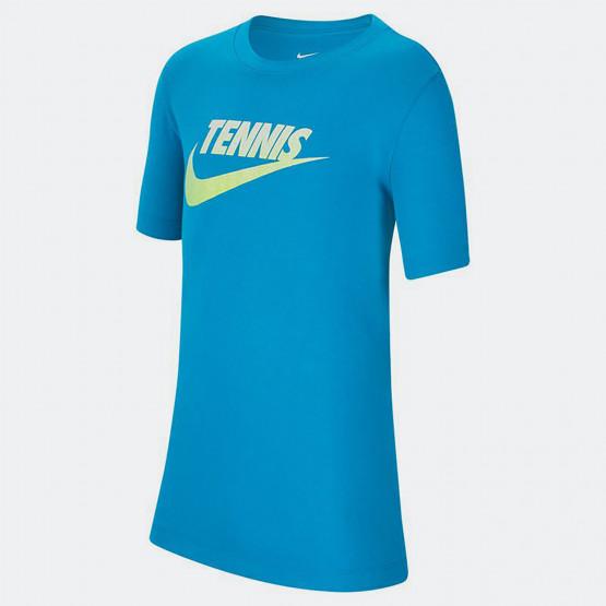 Nike Court Graphic Tennis Kids' T-Shirt