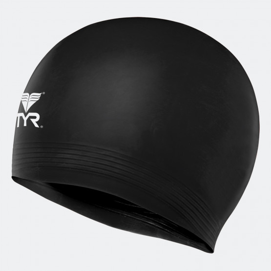 TYR Solid Latex Σκουφάκι Κολύμβησης