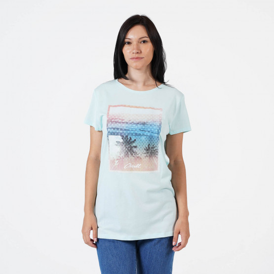 O'Neill Lw Palm Photo Print T-Shirt