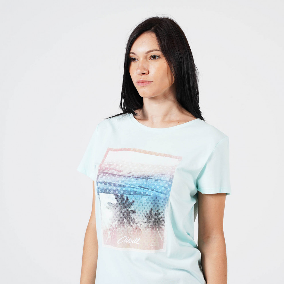 O'Neill Lw Palm Photo Print T-Shirt