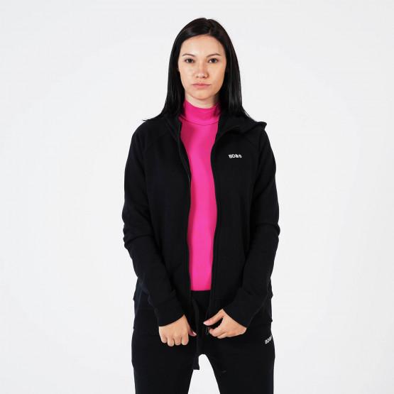 Body Action Fleece Women's Hooded Jacket