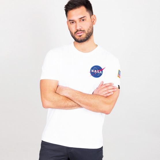 Alpha Industries Space Shuttle Men's T-Shirt