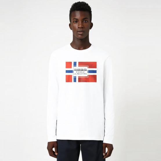 Napapijri Sera Men's Long Sleeve Shirt