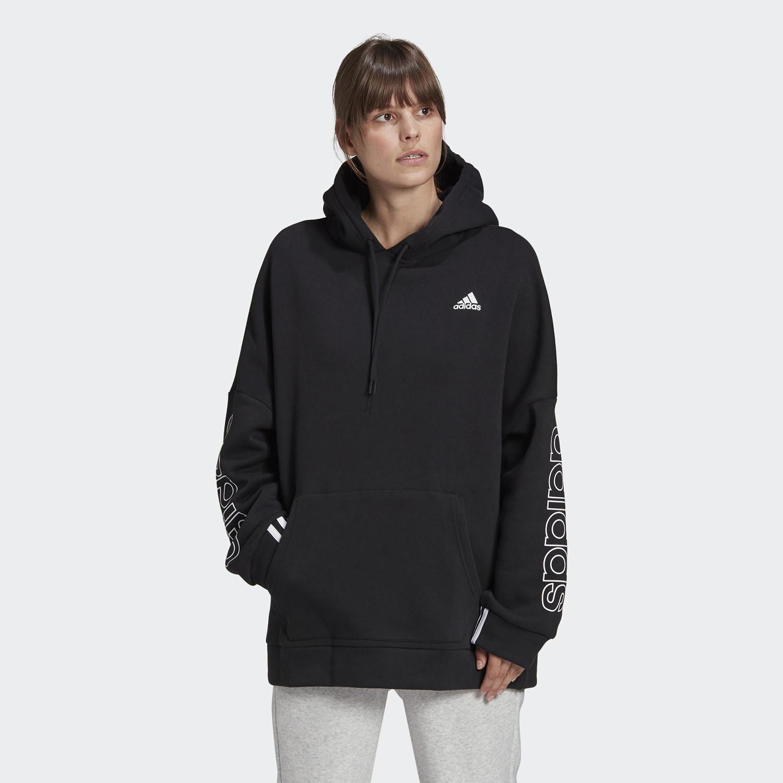 adidas Performance Oversize Γυναικείο Φούτερ (9000058885_1469)
