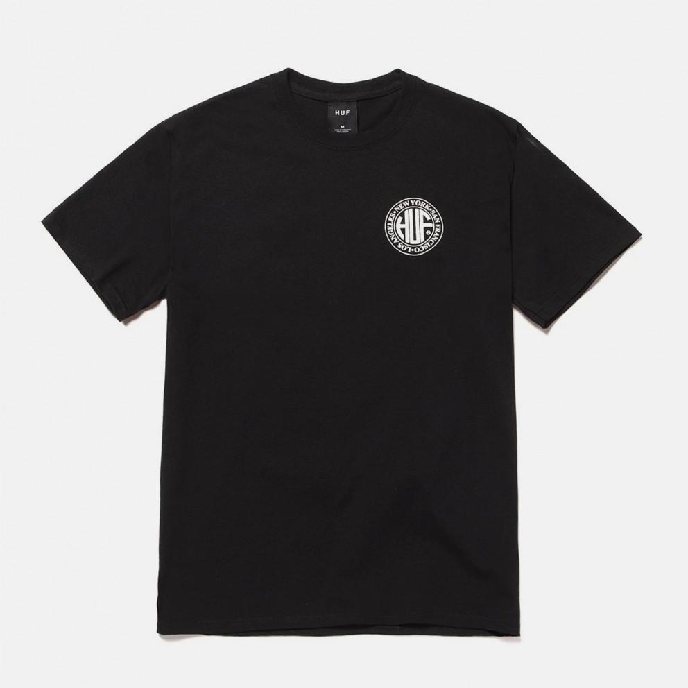Huf Regional Puff Men's T-Shirt