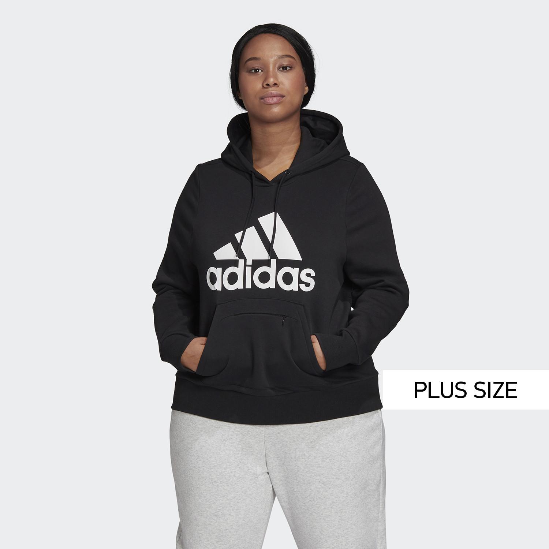 adidas Badge of Sport Γυναικείο Φούτερ - Plus Size (9000058840_1469)