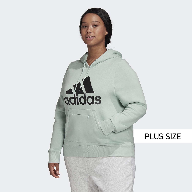 adidas Badge of Sport Γυναικείο Φούτερ - Plus Size (9000058841_43576)