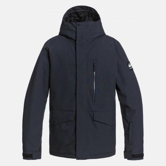 Quiksilver Snow Mission Solid Men's Coat