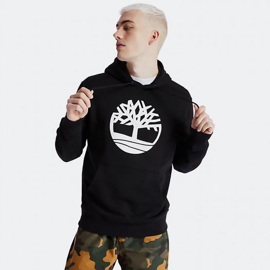 Timberland Core Tree Logo Ανδρική Μπλούζα με Κουκούλα Hoodie