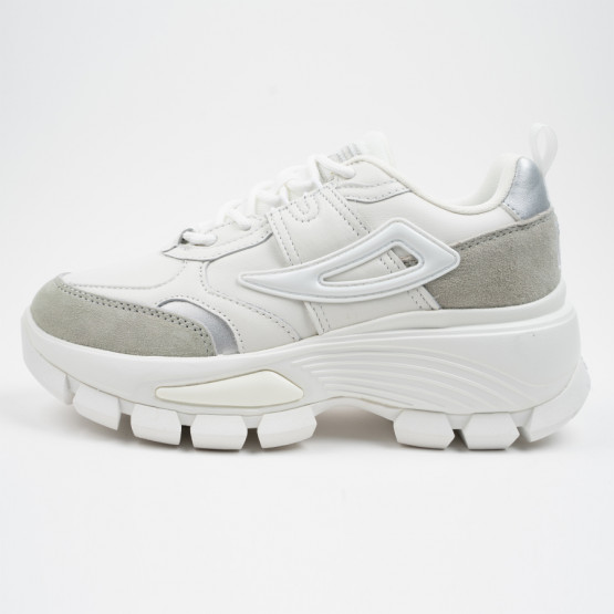 Fila Italy Hiking Γυναικεία Platforms Παπούτσια