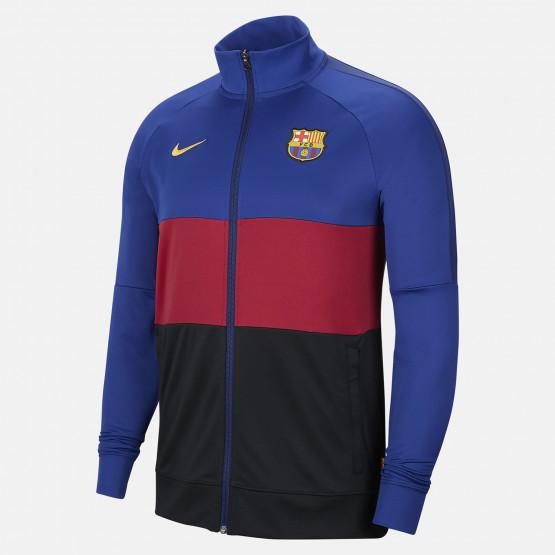 Nike Sportswear F.C. Barcelona Men's Football Tracksuit Jacket