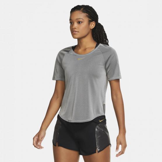 Nike Icon Clash Γυναικεία Μπλούζα για Τρέξιμο