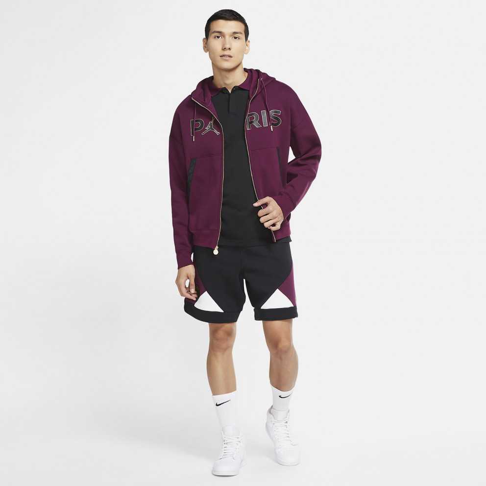 Jordan x PSG Men's Jacket with Hood