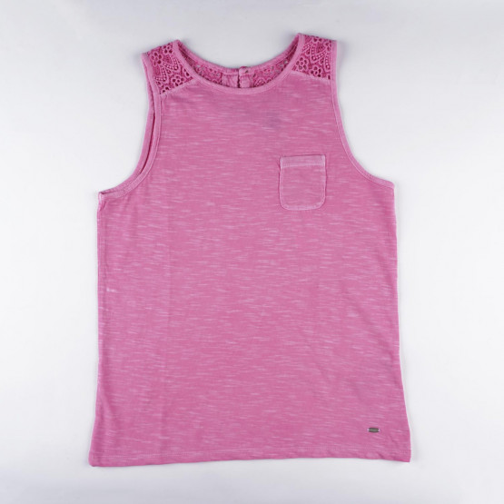 O'Neill Silent Wave Παιδική Αμάνικη Μπλούζα