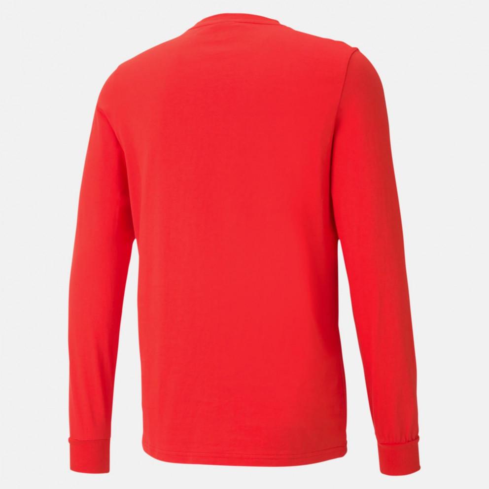 Puma Franchise Graphic Men's Long-Sleeve Shirt