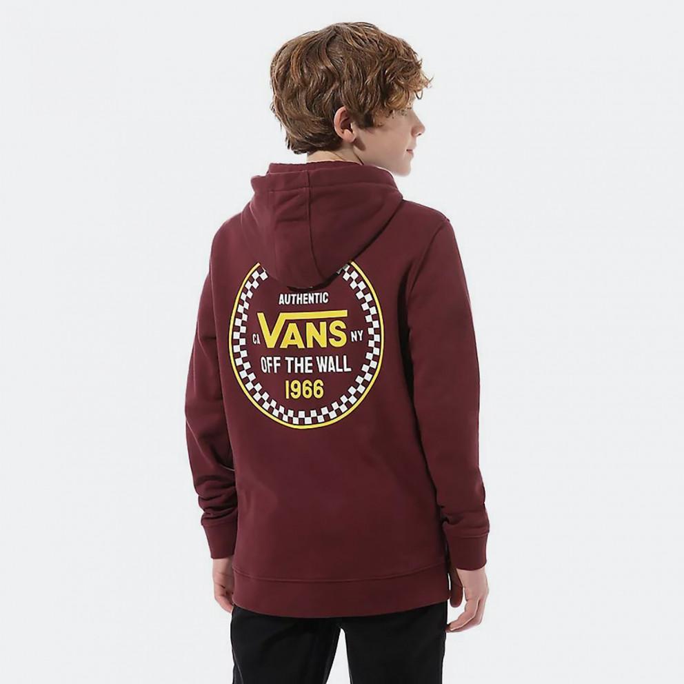 Vans Checker 66 Kid's Hoodie