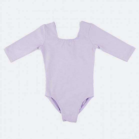 Go Dance 3/4 Kids' Bodysuit