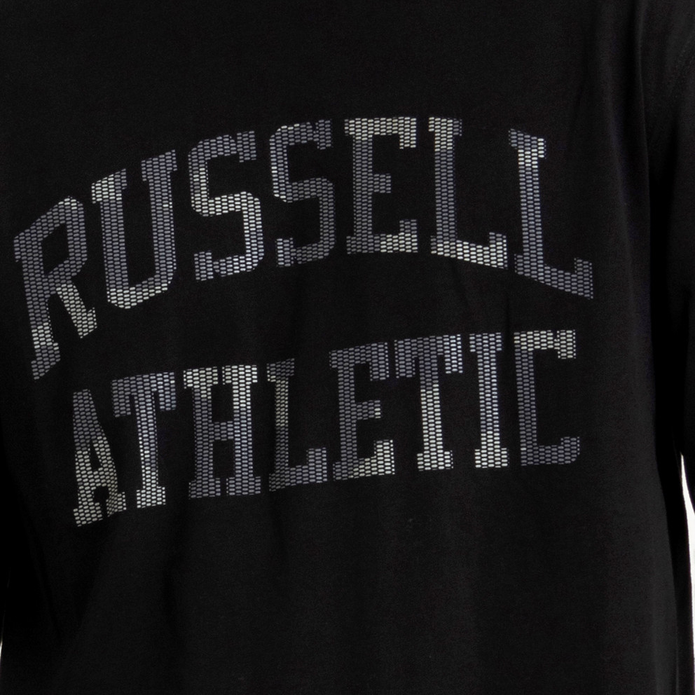 Russell Graphic Men's Long Sleeve Shirt